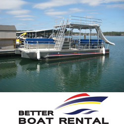 Better boat rental